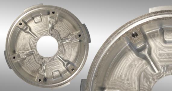 Prototipi ricavati da CNC